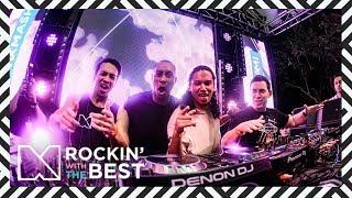 Laidback Luke B2B Hardwell, Afrojack, Sunnery James & Ryan Marciano and Chuckie @ Mixmash Miami 2018
