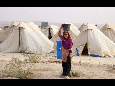 Life in a Pakistan camp: Reshma's story
