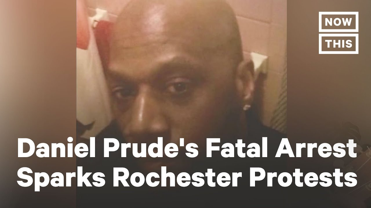 Footage of Daniel Prude's Fatal Arrest Sparks Protests in Rochester, NY | NowThis