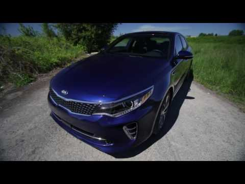 2016 Kia Optima Review Ratings Specs Prices And Photos The Car