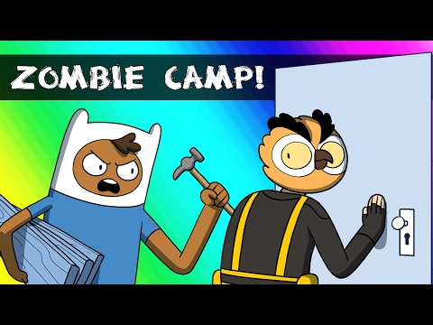 Vanoss Gaming Animated - Zombie Camp!
