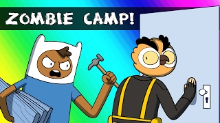 Vanoss Gaming Animated - Zombie Camp! thumbnail