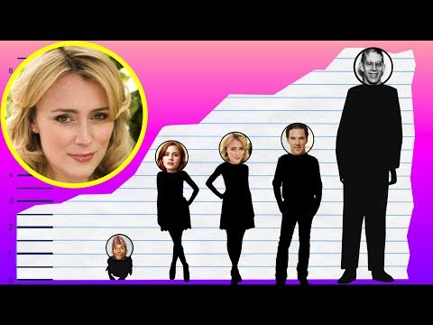 How Tall Is Keeley Hawes?  Height Comparison!