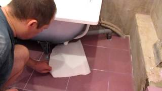 Укладка плитки на ванну