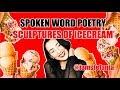 Spoken word Poetry with Stefanja Orlowska 'Like Sculptures of Melting ice cream'