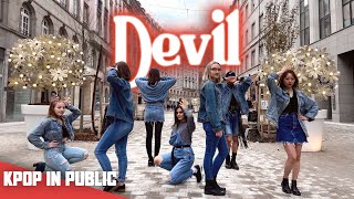 [KPOP IN PUBLIC] CLC - Devil | Cover by LaGang Dance from FRANCE, Strasbourg