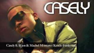 Casely Feat. Lil Jon & Machel Montano - Sweat  2010 (djkendo funky cut)