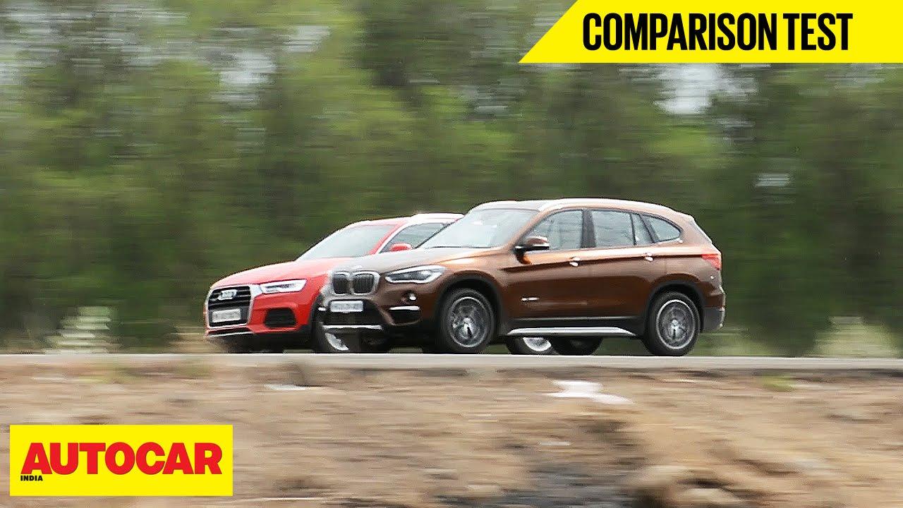 BMW X Vs Audi Q Comparison Test Autocar India YouTube - Audi autocar
