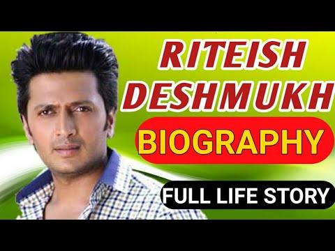 Riteish Deshmukh Biography || Total Dhammal