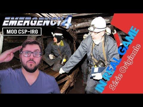 CSP-IRG - ACCIDENT A LA MINE - Série Originale - (Emergency 4 / 911 First Responder)