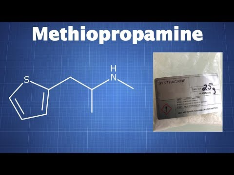 Methiopropamine (MPA): What We Know