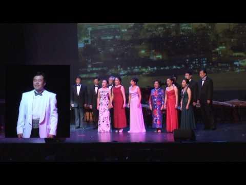 小型混声合唱: 东方之珠(HD)