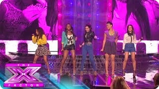 LYLAS Becomes 1432 - THE X FACTOR USA 2012
