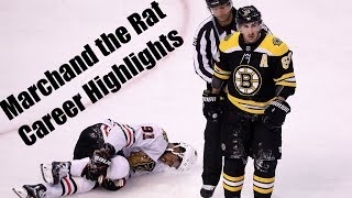 Marchand Highlight Reel - Dirtiest Plays
