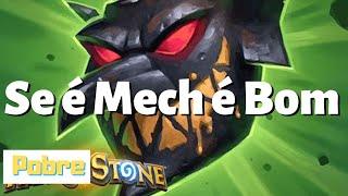 Pobrestone: Mech Hunter | Hearthstone