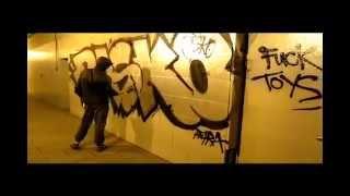 Граффити в Москве- Rasko(, 2013-02-24T13:54:10.000Z)