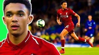 TRENT ALEXANDER-ARNOLD - Skills amp Defence  2018  Liverpool
