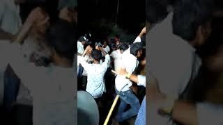 Crazy band dance