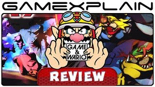 Game & Wario - Video Review (Wii U)