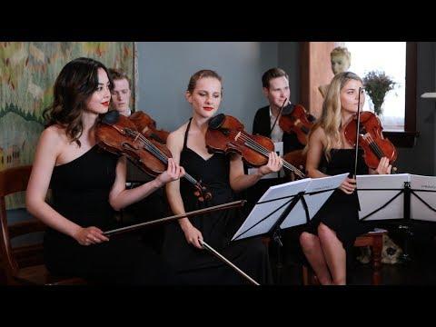 Take On Me - a-ha - Brooklyn Duo at Carnegie Hall - YouTube
