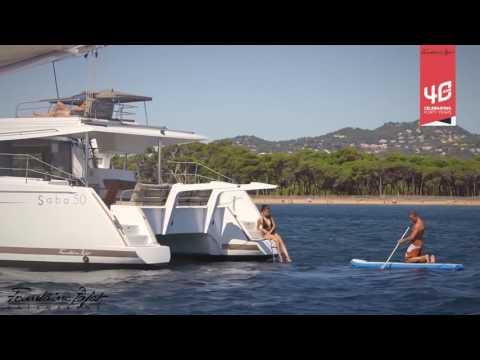 Fountaine Pajot Sail Catamaran Range 2016