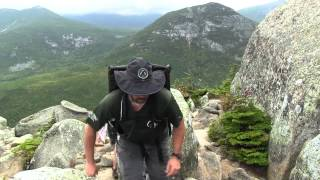 Warrior Hike Summiting Mount Katahdin
