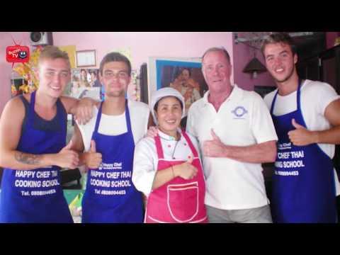 Happy Chef Thai Cooking School (Part 1)