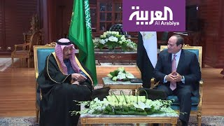 نشرة الرابعة | مبعوث سعودي يسلم رسالة من الملك سلمان للسيسي