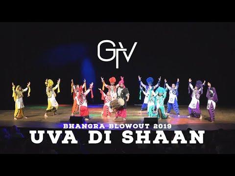 UVA Di Shaan – Bhangra Blowout 2019