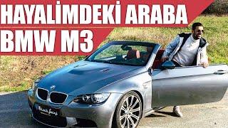 Hayallerimin Arabası BMW M3