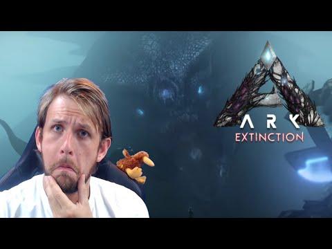 Kiwi REACTS!!! - ARK: Extinction Expansion Pack Launch Trailer