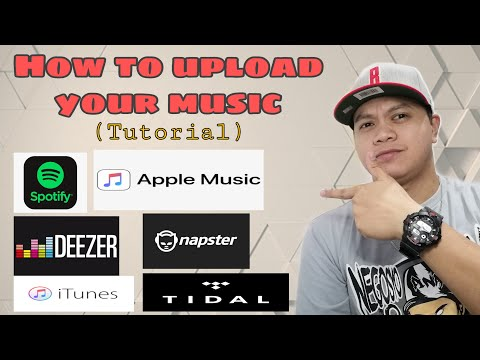 How To Upload Your Music On Spotify, ITunes, Deezer & Etc. For Free (TAGALOG TUTORIAL)
