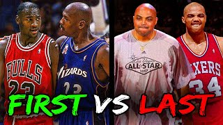 Download NBA Legends in their FIRST Game vs their LAST Mp3 and Videos