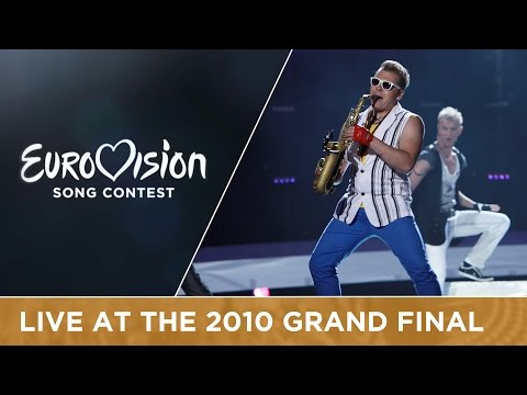 Sunstroke Project \u0026 Olia Tira - Run Away (Moldova) Live 2010 Eurovision Song Contest