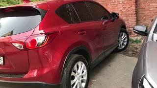 Передумал продавать Mazda CX5. Автоподбор Ижевск