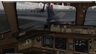 777-300 Едем в Магадан!
