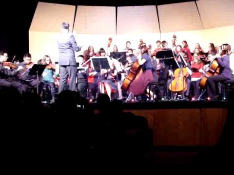 """Orchestra and Choir Perform """"Gloria"""""""