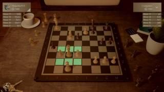 Chess Ultra - rusty warm up vs easy AI