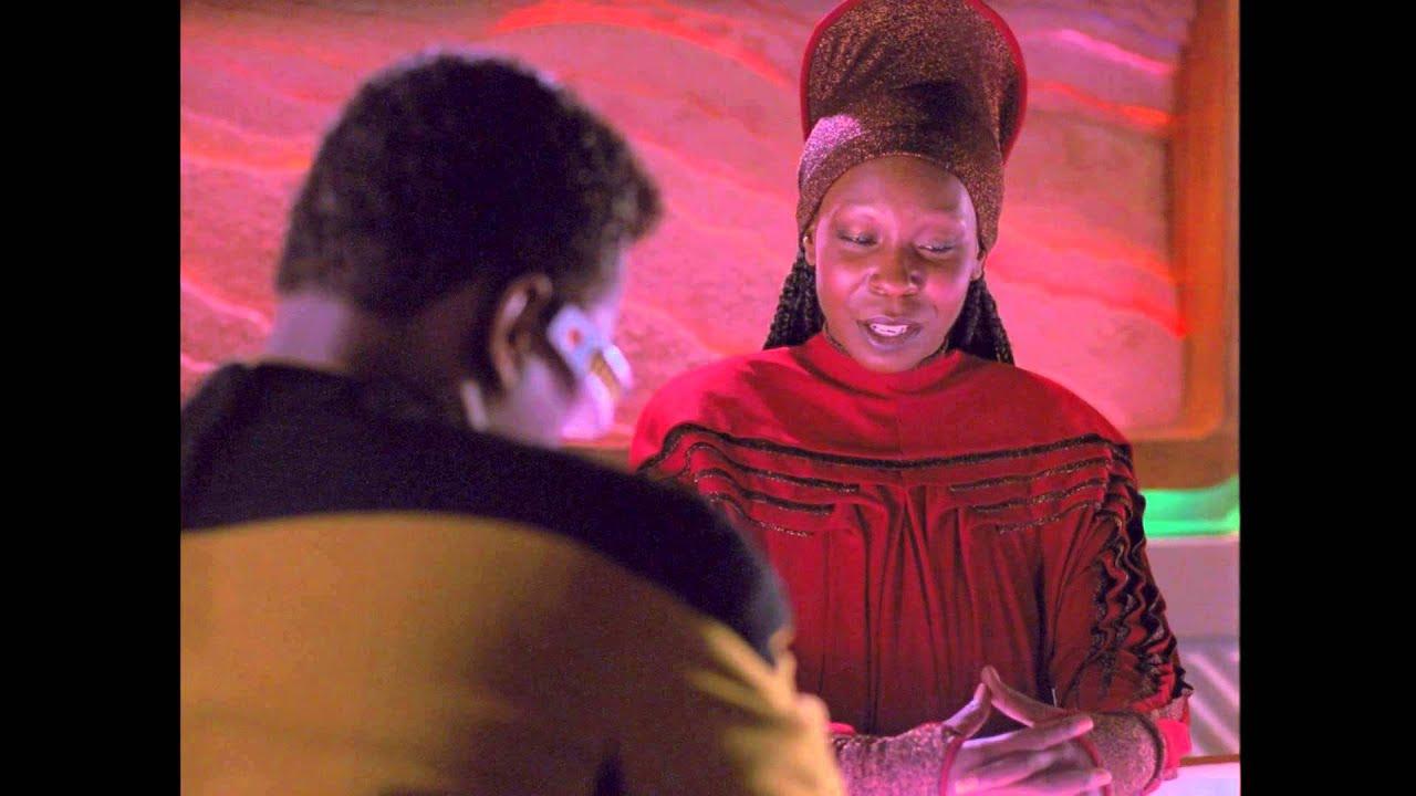 Star Trek: The Next Generation Season 3- Gag Reel