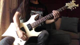 Incantation - Devoured Death (Cover)