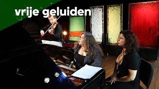 Plamena Mangova & Dmitry Makhthin - Interview about Michail Glinka (Live @Bimhuis Amsterdam)