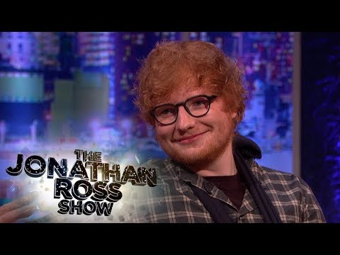 Thumbnail: Ed Sheeran's bike accident almost cost him his career! - The Jonathan Ross Show