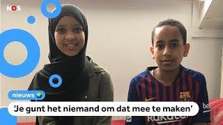 Khadija en Yasin maken zich zorgen over Sudan