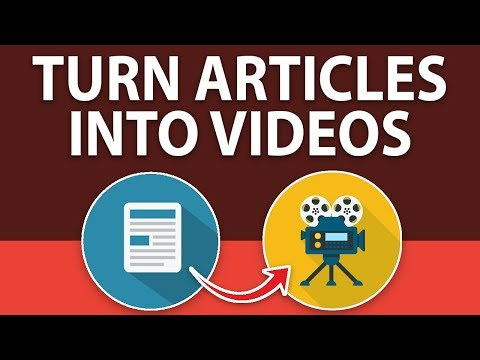 Earn Money Turning News Articles Into Videos 🔥 Available Worldwide 🔥 | Make Money Online