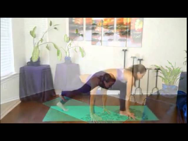 yoga weight loss challenge 60 minute fat burning yoga workout beginners & intermediate