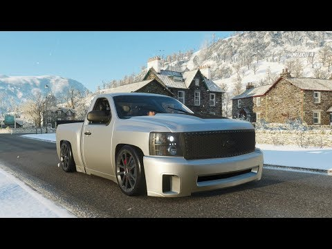 Forza Horizon 4| 1,000Hp 2010 CHEVY SILVERADO SINGLE CAB [Street Build] thumbnail