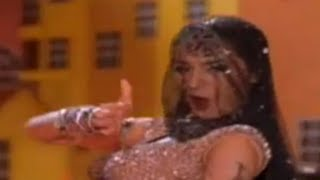 Gore Gore Gaal Mere (Parda Utha) feat Kashmira Shah - Aashiq - Item Song