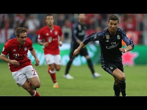 BILD-Champions-League-Halbzeitshow - Real Madrid - FC Bayern