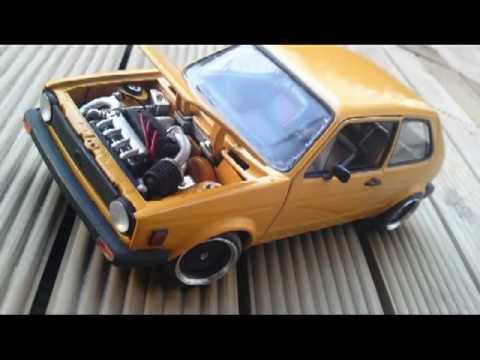 vw golf mk1 2 0 16v turbo 1 18 youtube. Black Bedroom Furniture Sets. Home Design Ideas