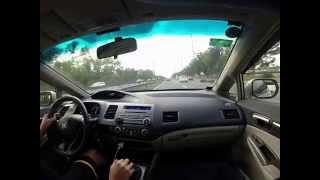 Civic FD SLEX RUN